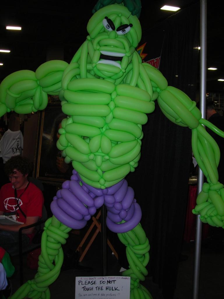 Balloon Hulk