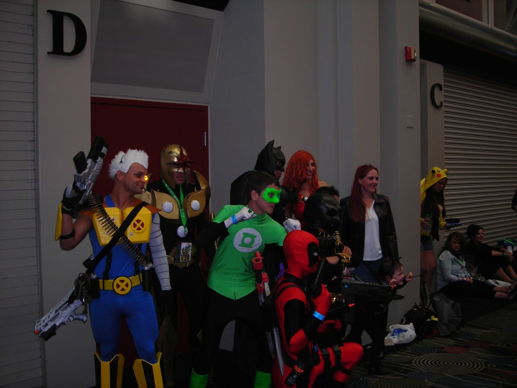 Group featuring Cable