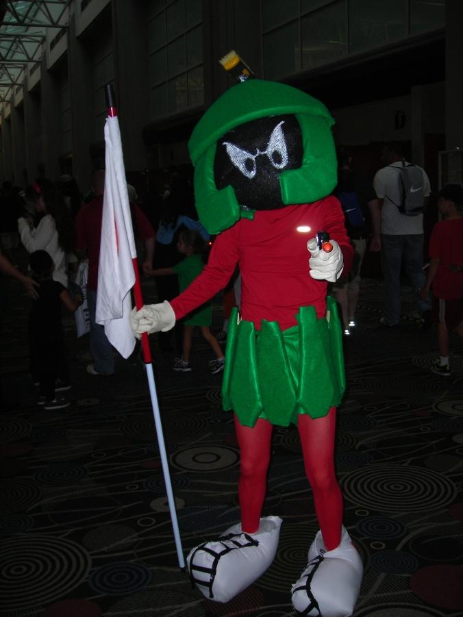 Marvin Martian