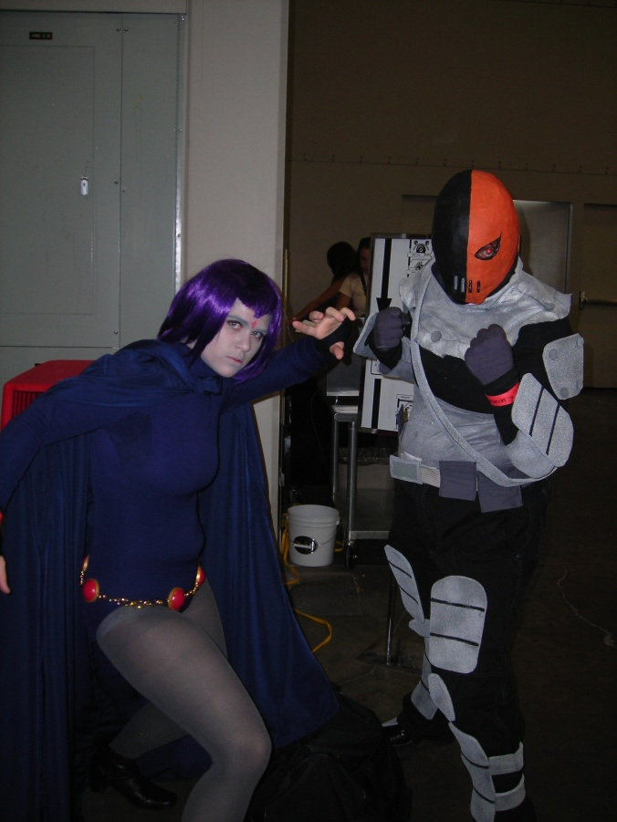 Ravager and Deathstroke