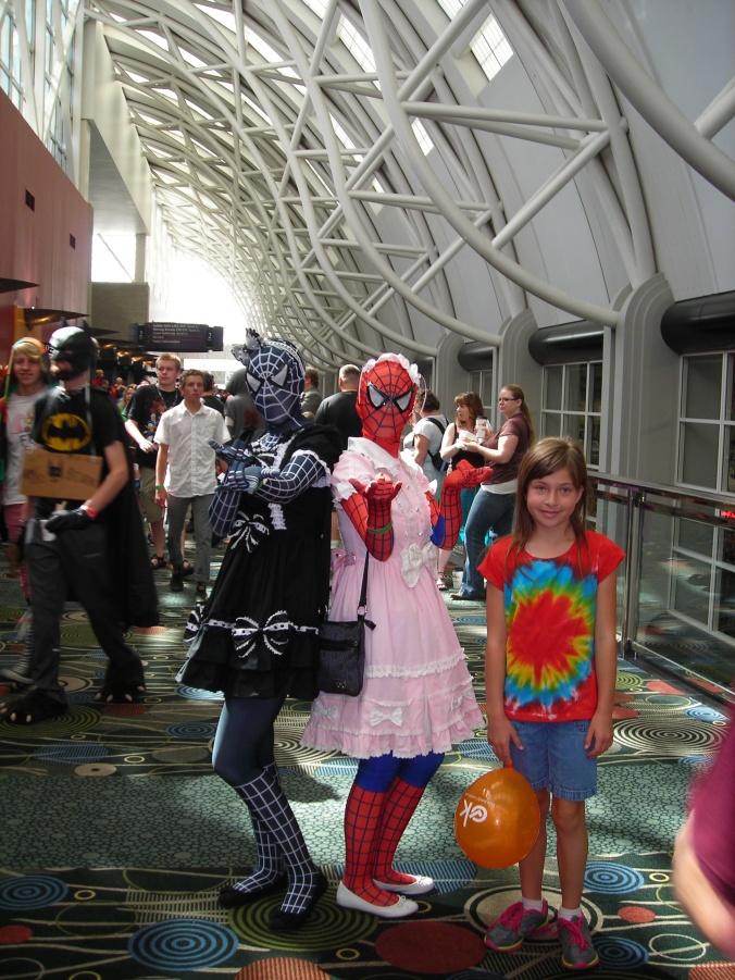 Spider Maids