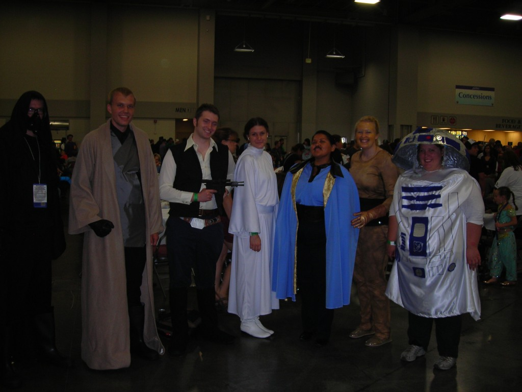 Star Wars group
