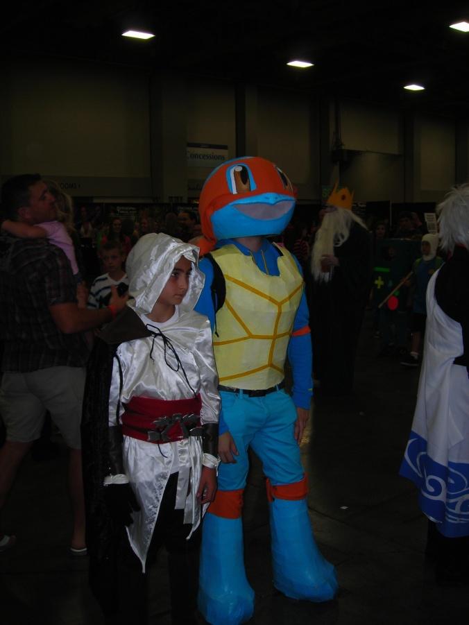Turtle and Kid