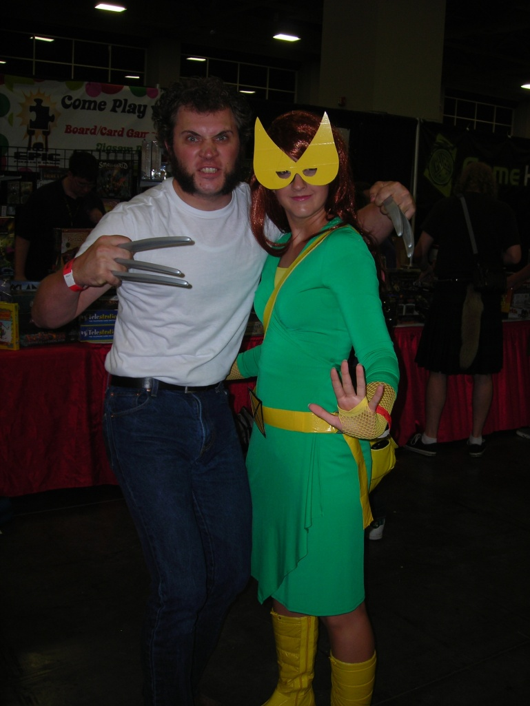 Wolverine and Jean